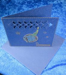 Postikortti ja kirjekuori: