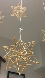 Himmeli olkihimmeli tähti, isompi n. 25cm