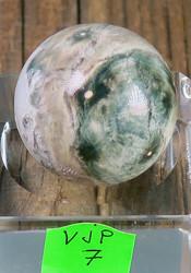 Kivipallo Valtamerijaspis  nro 6-9  n.3cm, 35g Madagaskar