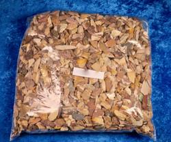 Jaspis Seeprajaspis raaka ruskea S-koko 500g / erä