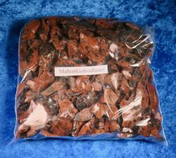 Mahonkiobsidiaani ruskea raaka, eri kokoisia 500g/erä
