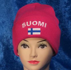 Pipo Suomipipo, pinkki, one size