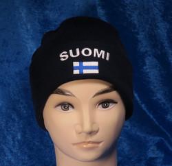 Pipo Suomipipo, navy-sininen, one size