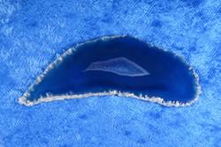 Akaattilevy sininen 75x25mm nro SJ