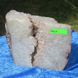 Akaattigeodi 4,7kg iso sisustuskivi