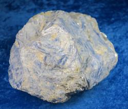 Kyaniitti sininen 1004g raakakivi Brasiliasta