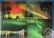 Postikortti revontulet 4 kuvaa Aurora Borealis Rovaniemi jätkänkynttil