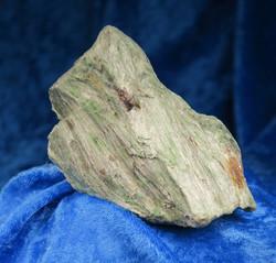 Tremoliitti-asbest vihreä 9x5x5cm 367g Suomi Hi56 katso video