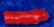 Schaum koralli punainen 17g 47mm reikä Hi102a