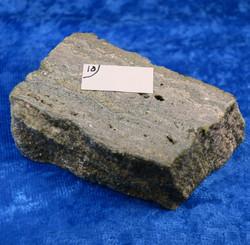 Valtamerijaspis toiselta puolelta hiottu siivu  60x45x23mm 144g nro10