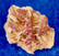 Vanadiniitti baryytti kidesykerö 48g 42x30x28mm 12Y Marokko