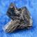 Akvamariini ja musta turmaliini kidesykerö 5,9g 327R1 Namibia