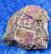 Purpuriitti raaka 23g  harvinainen nro390r Namibia