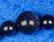 Aventuriini tähtikivi tummansininen synteettinen 10mm irtohelmi