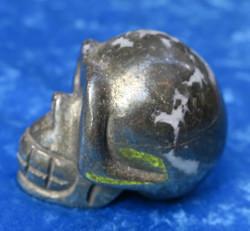 Pyriitti KALLO 123g kallon leveys 31mm pyrite skull 49s7
