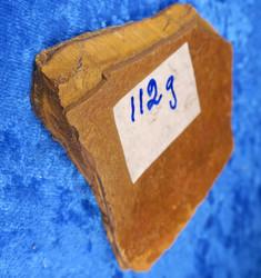 Tiikerinsilmä raaka 112g 75x70x13mm Etelä-Afrikka Ti112 video