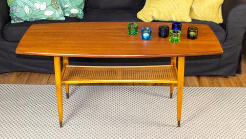 50-luvun sohvapöytä, Alberts, Tibro