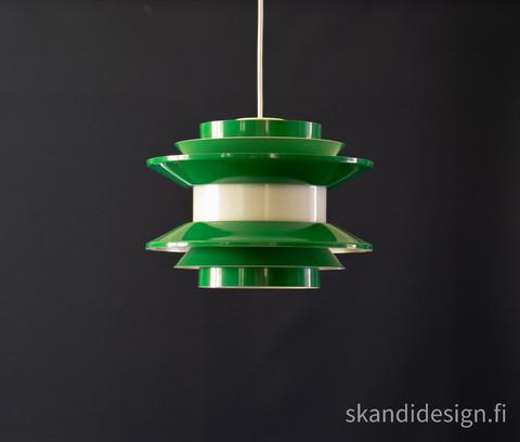 60-luvun kattovalaisin, design Carl Thore, varastossa 2 kappaletta
