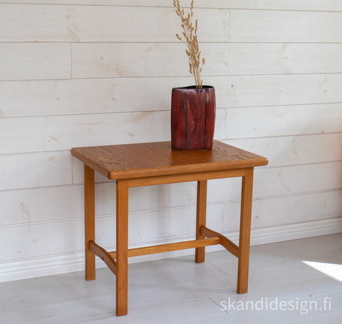 60-luvun laadukas sivupöytä, Alberts Tibro