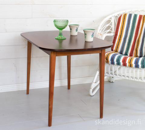 1950-luvun sivupöytä