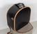 Upea musta vintage hatturasia