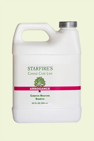 Starfire's Arrogance Shampoo 908 ml.Delivery time 1-3 weeks.