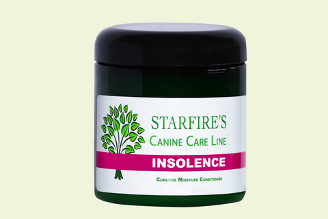 Starfire's Insolence Conditioner 454 ml.Delivery time 1-3 weeks.