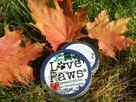LovePaws® luomu Tassuvaha 50 ml