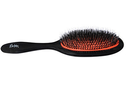 Yento MP Brush Nylon-Bristle Medium Brush For Dogs