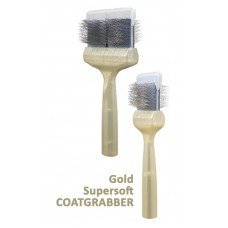 PREMIUM Coat Grabber SOFT/GOLD 4,5 cm.