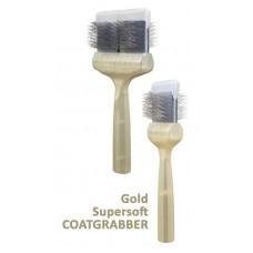 PREMIUM Coat Grabber SOFT/GOLD 4,5 cm.TILAUSTUOTE !