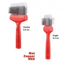 Mat Zapper Red 4,5 cm