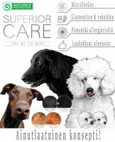 Natures Protection Superior Care White DogsLohi Adult 10 kg