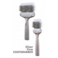 Silver Coat Grabber STARK 4,5 cm