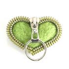 Sydän-rintakoru, vihreä