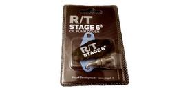 Stage6 R/T Öljypumpun peitelevy Derbi/AM6, musta