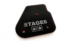 Stage6 ilmansuodatin, Yamaha Aerox