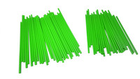 Spoke wraps pinnasuojat, neon vihreä