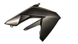 Etukate (oikea, musta), Aprilia RX/SX 06-17