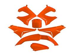 TNT katesarja, Derbi Senda X-Race, oranssi