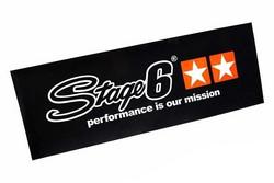 Stage6 banderolli 70 x 200cm, musta