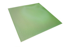 STR8 Tuning verkko 30cm x 30cm, vihreä