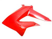 Etukate (vasen, punainen), Derbi Senda DRD X-Treme 10-17