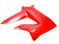 Etukate (oikea, punainen), Derbi Senda DRD X-Treme 10-17