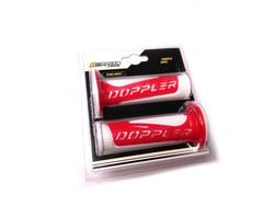 Doppler kahvakumi, puna/valko