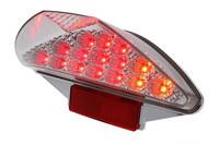 STR8 LEXUS LED-takavalo vilkuilla, Yamaha Aerox