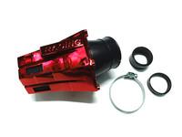 STR8 EVO ilmansuodatin 28/35mm 30°, punainen