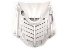 Etukatteen ritiläkate valkoinen, Yamaha Aerox <-12
