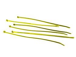 Nippuside 300x4,6mm, keltainen