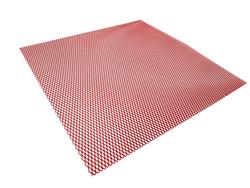 STR8 Tuning verkko 30cm x 30cm, punainen